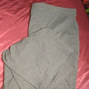 Grey Stretch pants with Tummy control
